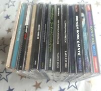 Rock Indie Cd Albums Bundle Collection Joblot