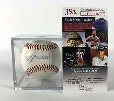 Mike Scioscia Signed Baseball Auto Autograph Ball Arizona Fall Manager JSA COA