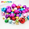 10Pcs Grelot Clochette Perle Porte-clés Jingle Bells Collier De Chien Chat BR