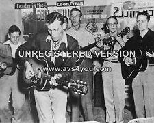 """Carl Perkins 10"""" x 8"""" Photograph no 6"""