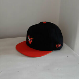 Baltimore Orioles 19TWENTY MLB Fitted Baseball Cap - size 7 1/4