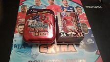 Match Attax Extra 2016/17 Tin Limited Edition Zlatan Ibrahimovic 70 cards 16/17