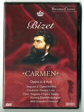 DVD / BIZET - CARMEN (MUSIQUE CONCERT) NEUF SOUS BLISTER
