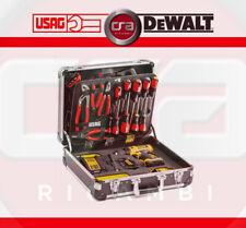 DeWALT USAG 002 UD set utensili valigia porta attrezzi assortimento 74 pz