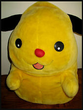 Pokemon Pikachu Giant Large Plush Toy 65x40cm * RARE*