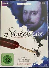 Shakespeare Limited Collection Box  - BBC - 12 DVDs (2014)