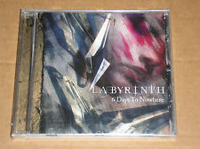 LABYRINTH - 6 DAYS TO NOWHERE - CD ITALIAN METAL SIGILLATO (SEALED)