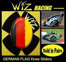 WIZ GERMAN FLAG KNEE SLIDERS