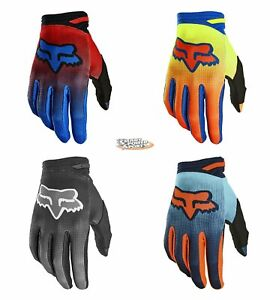 Fox Racing 2021 Adult 180 OKTIV Gloves - ALL COLORS - MX Dirt ATV - Touch Screen