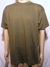 Tee Shirt  Kaki Type Armée Neuf XL