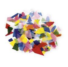 Bullseye Kiln Fusing Glass Confetti Mini Mix Multi Rainbow 90COE Fused 10g