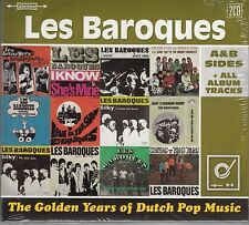 Les Baroques - Golden Years of Dutch Pop Music, A&B Sides And More, 2CD Neu