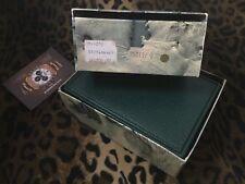 ROLEX VINTAGE BOX ref. 68.00.55 + OUTBOX 16013 LABEL DATEJUST PLEXIGLASS 1980's