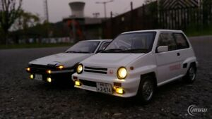 1/18 Autoart Honda City Turbo II LED modify by MBW