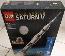 Lego NASA Apollo 21309 Saturn V Ideas