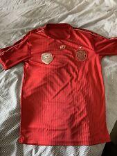 Camisa de Copa Mundial de España 2010 para Hombres Pequeño