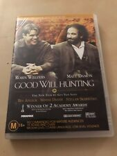 Movie DVD - Good Will Hunting - Robbie Williams - Great Watching - Cheap