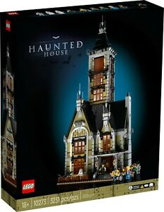 LEGO CREATOR EXPERT 10273 Haunted House BRAND NEW and SEALED!