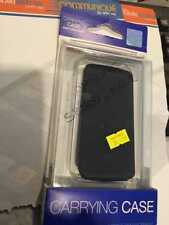 Samsung S8500 Wave Fitted Carrying Flip Case in Black EF-C969FBECSTD Original