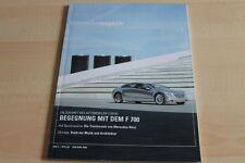 107399) Mercedes F 700 - Mercedes Magazin 04/2007