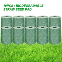 Eco-friendly Biodegradable Grass Plant Mat 20*300cm Fertilizer Garden Picnic Mat