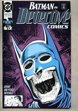 Detective Comics #620-1990 nm Batman Breyfogle Tim Drake the Obeah Man