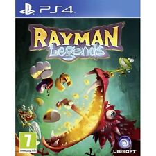 New And Sealed Rayman Legends (Sony PlayStation 4, 2014) Free Uk Postage