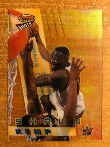 SHAWN KEMP 1996-97 BOWMAN'S BEST SHOTS #BS9