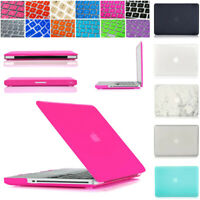 "For Macbook Pro 13"" Old Model A1278 Hard Shell Plastic Case & Keyboard Cover"
