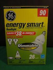 GE ENERGY SMART FLOODLIGHT 26 WATTS 1300 LUMENS 6000 HOURS OR 4 YEARS