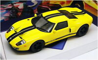 Solido 1/43 Scale Model Car S4400300 - Ford GT - Yellow