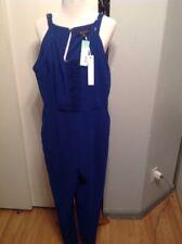Cobalt Blue Jumpsuit M