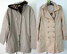 Mantel Damen Trenchcoat Jacke beige Mäntel Jacken Gr 36 38 40 42 46  B Ware