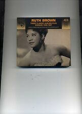 Ruth Brown - 3 Classic Albums Plus 4 CD