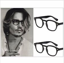 Johnny Depp Style Glasses Retro Vintage Optical Spectacle Frame Round Quality