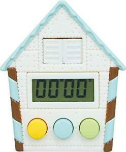 Kitchen Cooking Timer chocolate EX-3110 Hashy Cuckoo clock Pop Up Alarm Magnetic