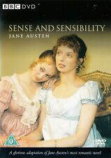 Sense And Sensibility - Tracey Childs (BBC) - NEW Region 2 DVD
