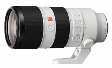 Sony G-Series FE 100-400mm f/4.5-5.6 GM OSS Lens - White (SEL100400GM)