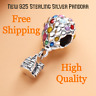NEW 925 STERLING SILVER PANDORA DISNEY UP HOUSE&BALLOONS CHARM ORIGINAL BRACELET