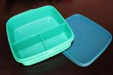 TUPPERWARE To Go Lunchbox 550 ml Trennwand Clevere Pause Schule BOX NEU