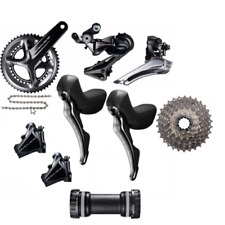 Shimano Dura Ace Hydraulic Disc Group R9120 11s 8pc Groupset/Kit CUSTOMIZE
