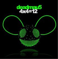 deadmau5-4x4=12  (UK IMPORT)  CD NEW