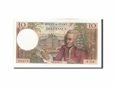 [#206401] Billet, France, 10 Francs, 10 F 1963-1973 ''Voltaire'', 1971, 1971-12-