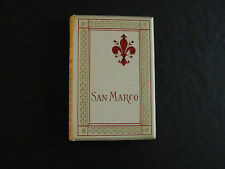The Monastery Of San Marco by G. S. Godkin (HC, 1887)
