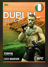 Conor McGregor - Topps UFC 2016 Knockout Digital Stomping Grounds 2 (200) Made