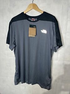 Mesn The North Face Poly Cot T Shirt. New Tagged Size Large