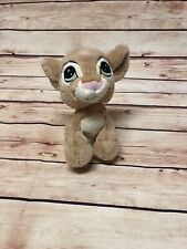 Disney Parks Lion King Nala Cub Plush Sitting Animal Toy Small Gift