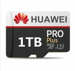 1024GB Neue HUAWEI Original Micro SD-Karte Klasse10 TF-Karte High Speed-Speicher