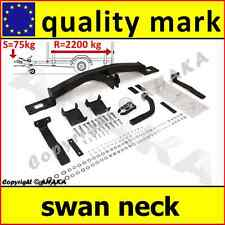 Towbar Tow Hitch MB Mercedes E-Class W211 Saloon 2002 to 2009 / swan neck