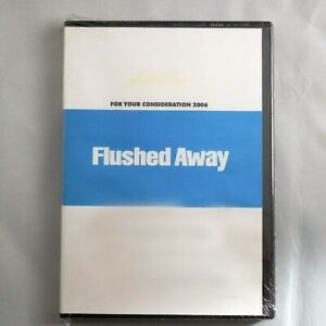 FLUSHED AWAY Animation Kids Family DVD DreamWorks For Your Consideration